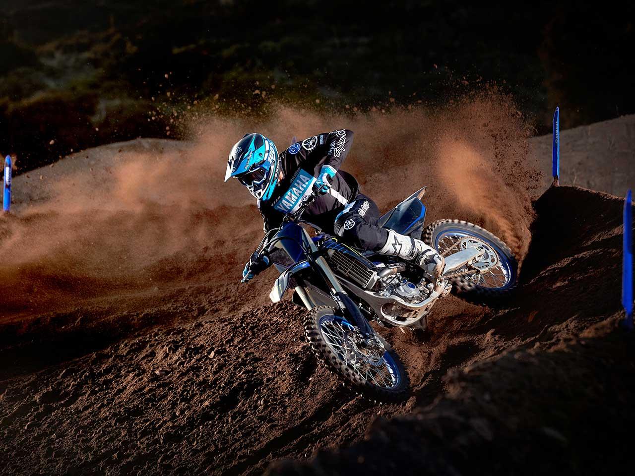 2021 Yamaha YZ450FSP Gallery 3