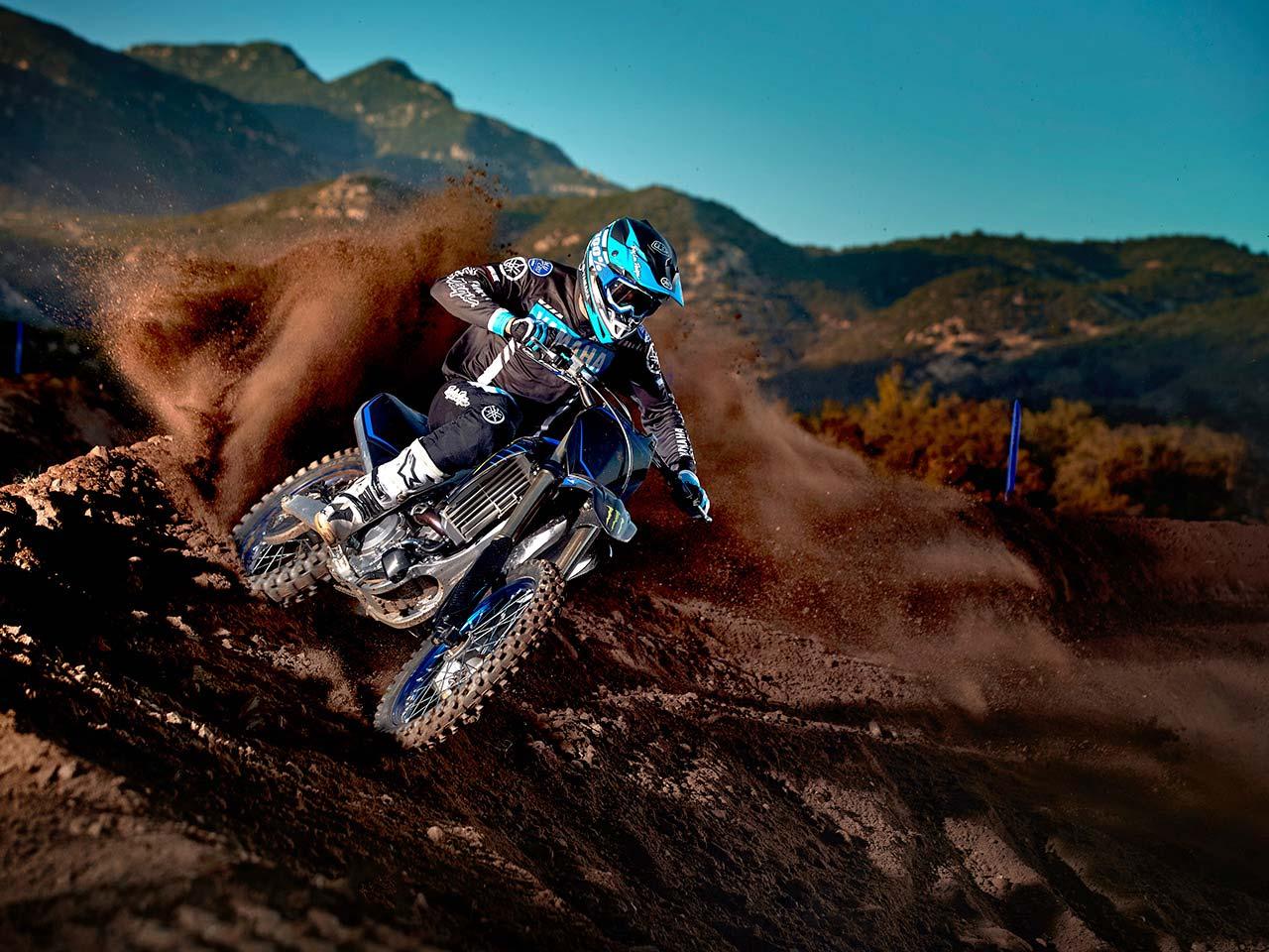 2021 Yamaha YZ450FSP Gallery 6