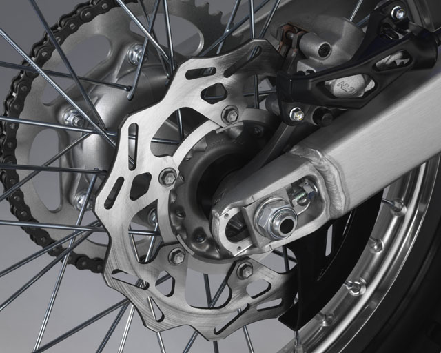 WAVE-TYPE DISC BRAKES