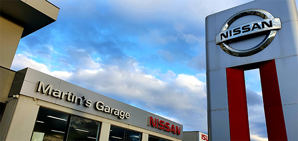 Martins Garage Nissan