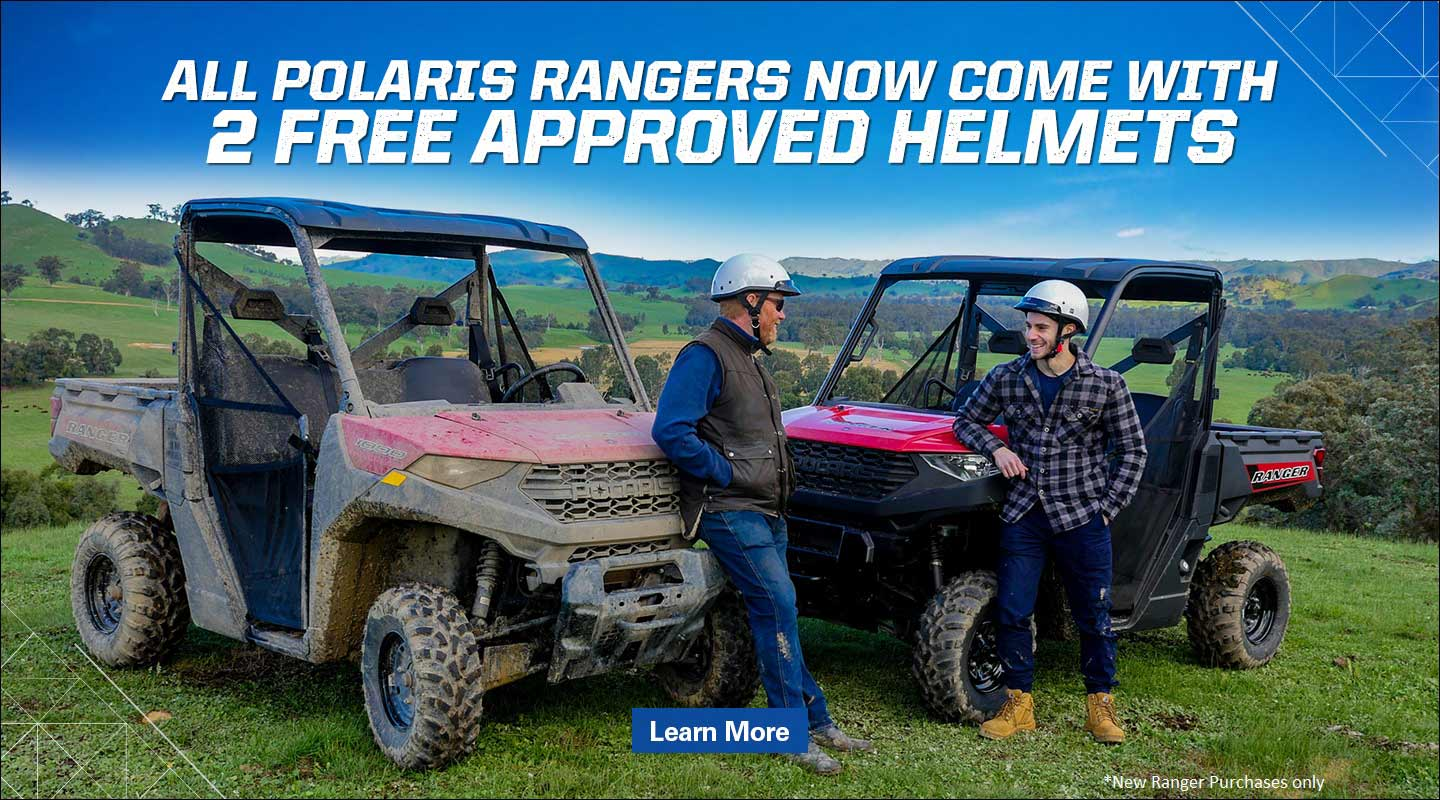 Polaris Helmet Offer
