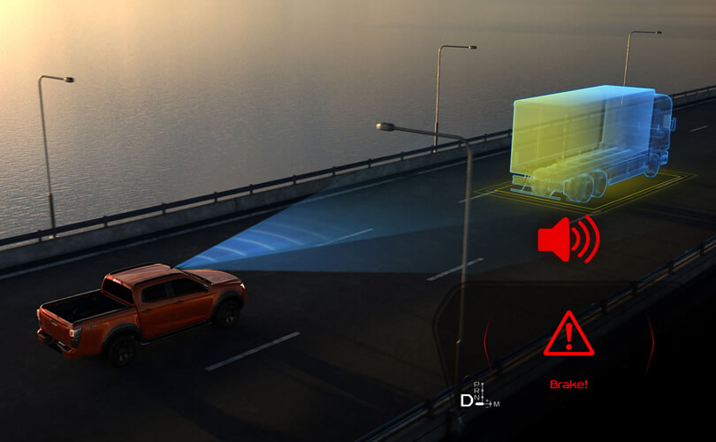 FORWARD COLLISION WARNING