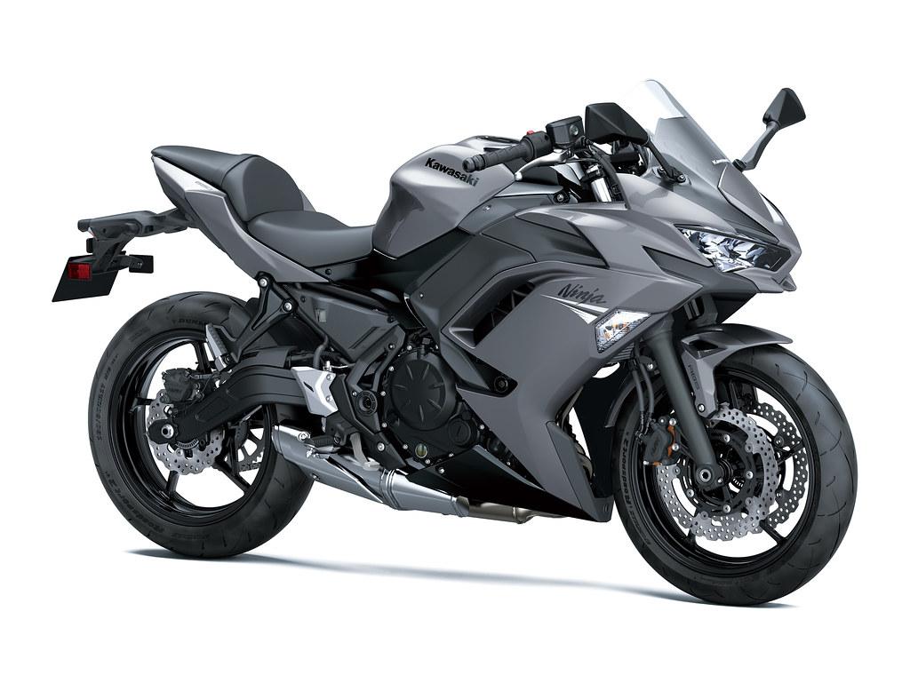 Kawasaki - 2021 Ninja 650