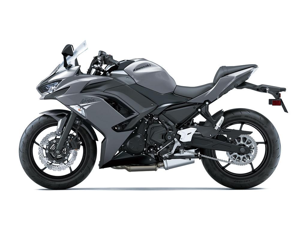 Kawasaki - 2021 Ninja 650L