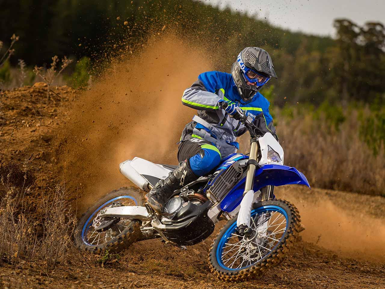 2020 Yamaha WR450F Gallery 4