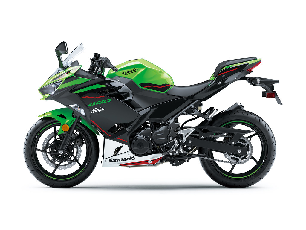 Kawasaki - 2021 Ninja 400 KRT