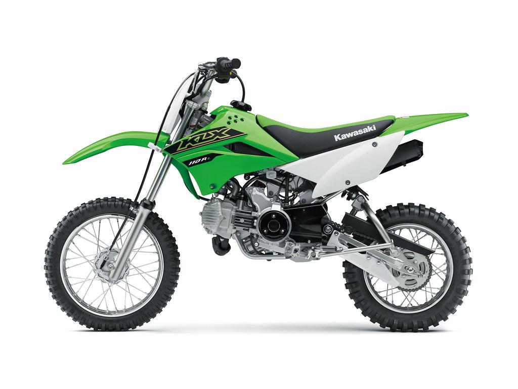 Kawasaki - 2021 KLX110RL