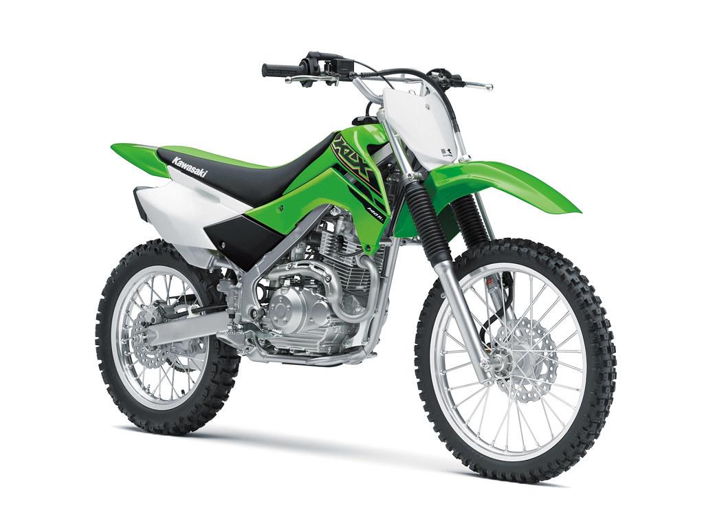 Kawasaki - 2021 KLX140RL