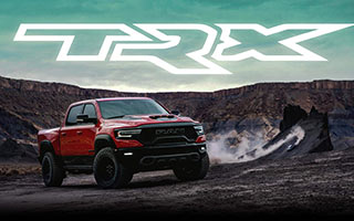 Future Model - Ram 1500 TRX