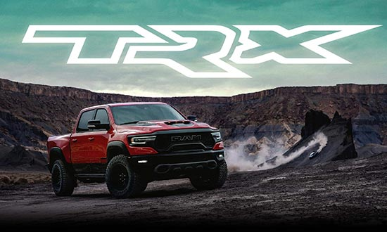 Ram 1500 TRX | Future Model | The Power Has Shifted | SUPERCHARGED 6.2L HEMI V8 | Ram Trucks Australia