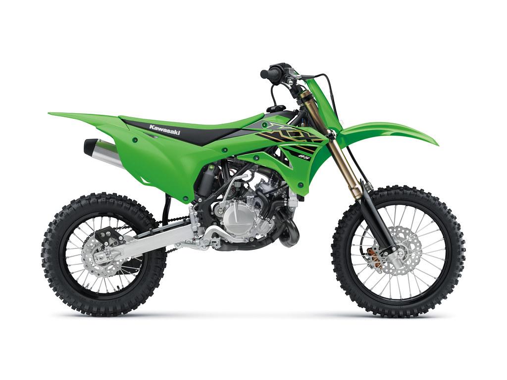 Kawasaki - 2021 KX85