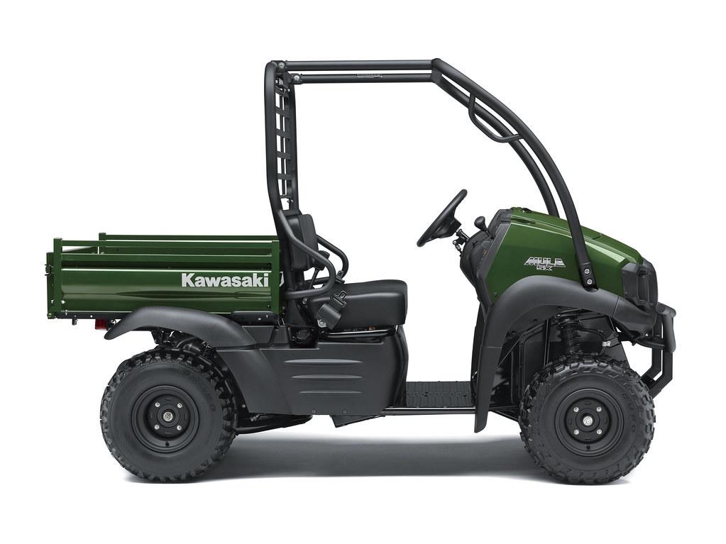Kawasaki - 2021 Mule SX
