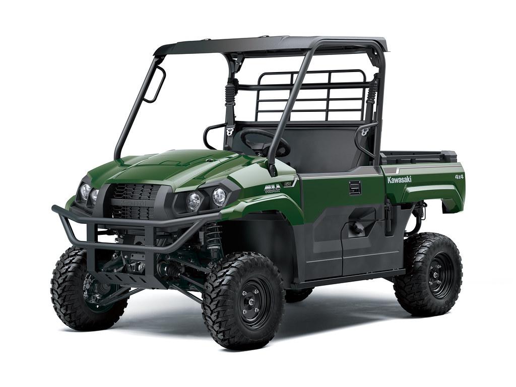 Kawasaki - 2021 Mule Pro-MX Special Edition
