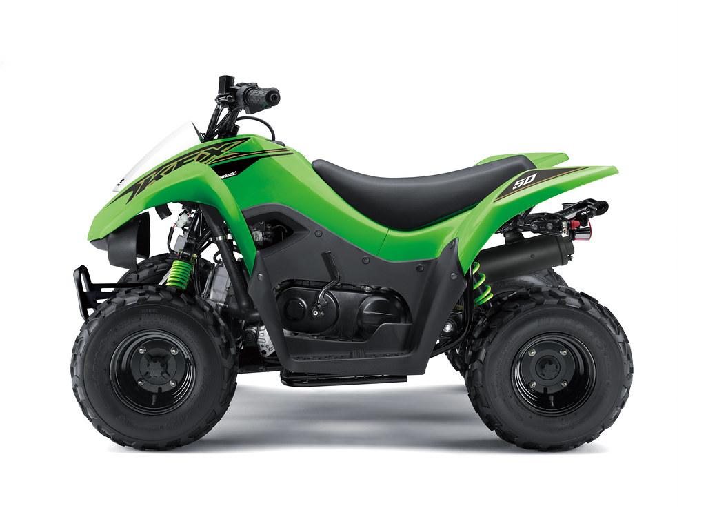 Kawasaki - 2021 KFX50
