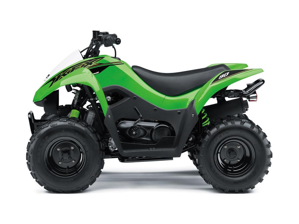 Kawasaki - 2021 KFX90