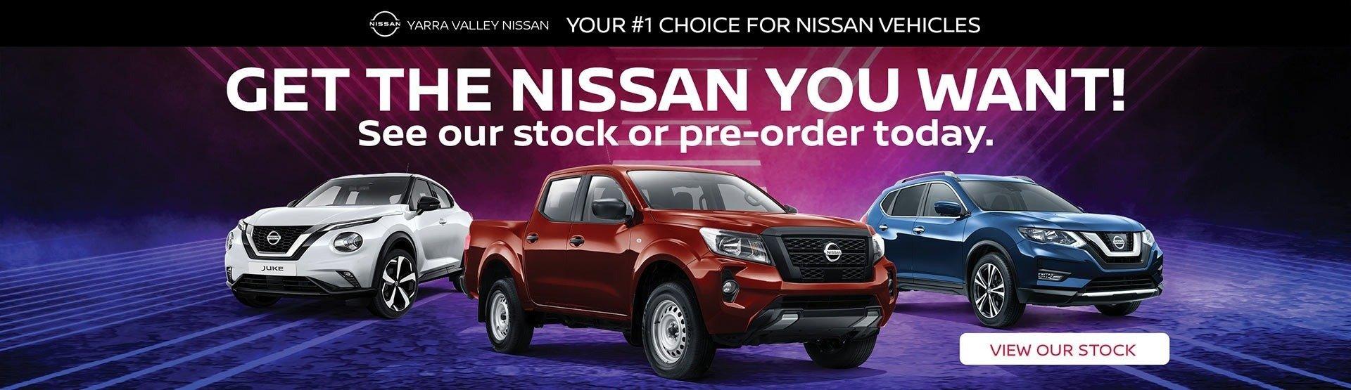 YV Nissan