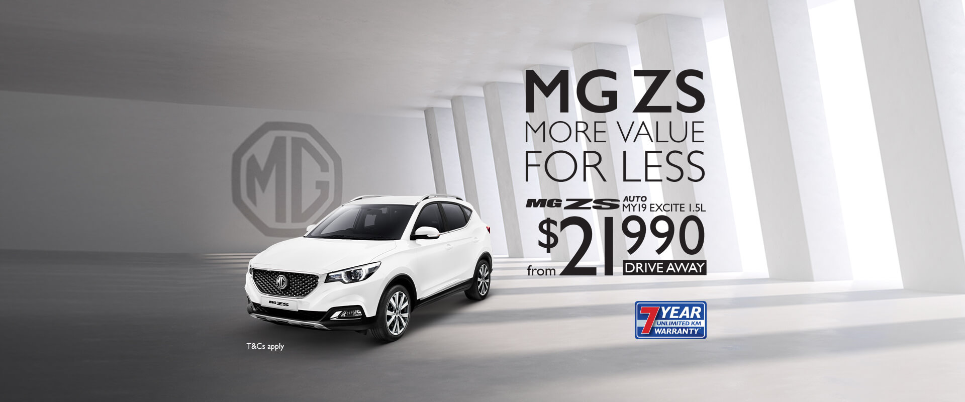 MG - More Value for Less