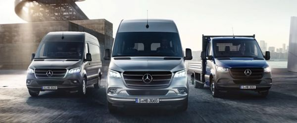 Mercedes-Benz Vans For Sale Near Me
