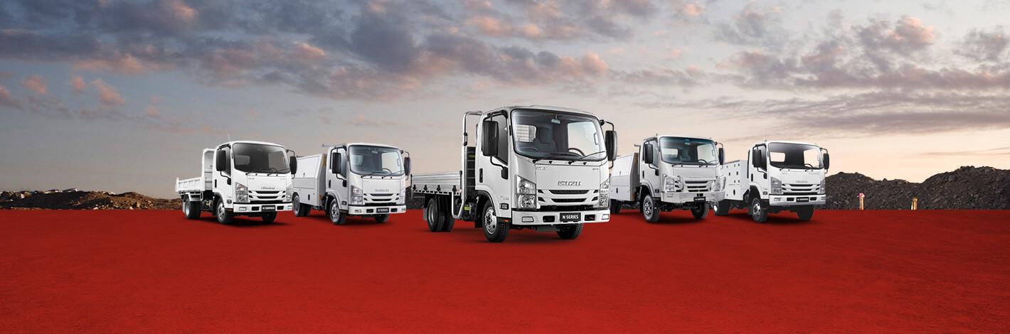 Isuzu Trucks N Series