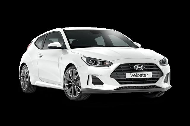 Hyundai Veloster White