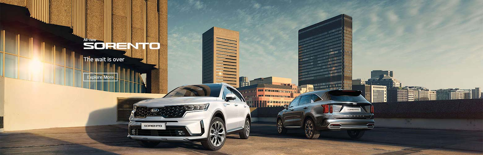 New Kia Sorento Out Now