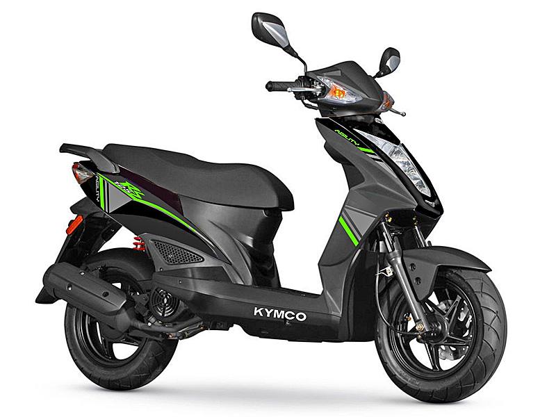 2020 Kymco Agility RS 125 Gallery 9