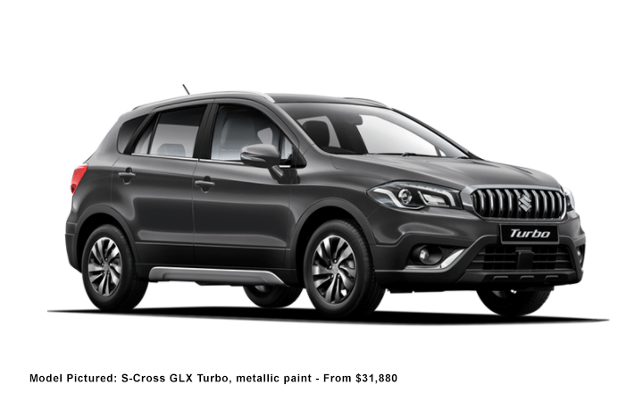 Suzuki S-Cross GLX Turbo