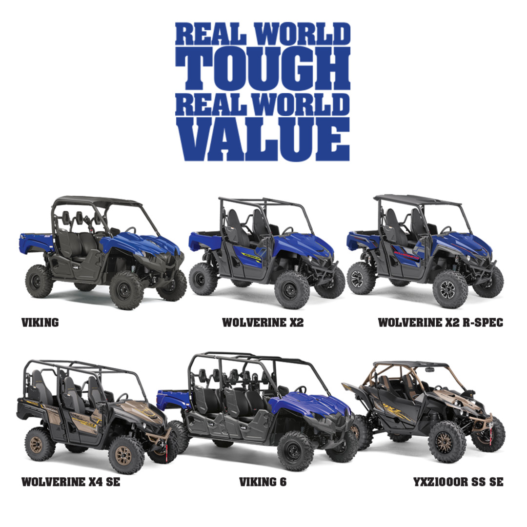 Yamaha Real World