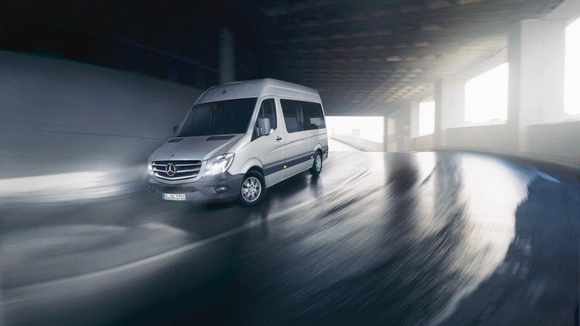 Mercedes-Benz Van Insurance