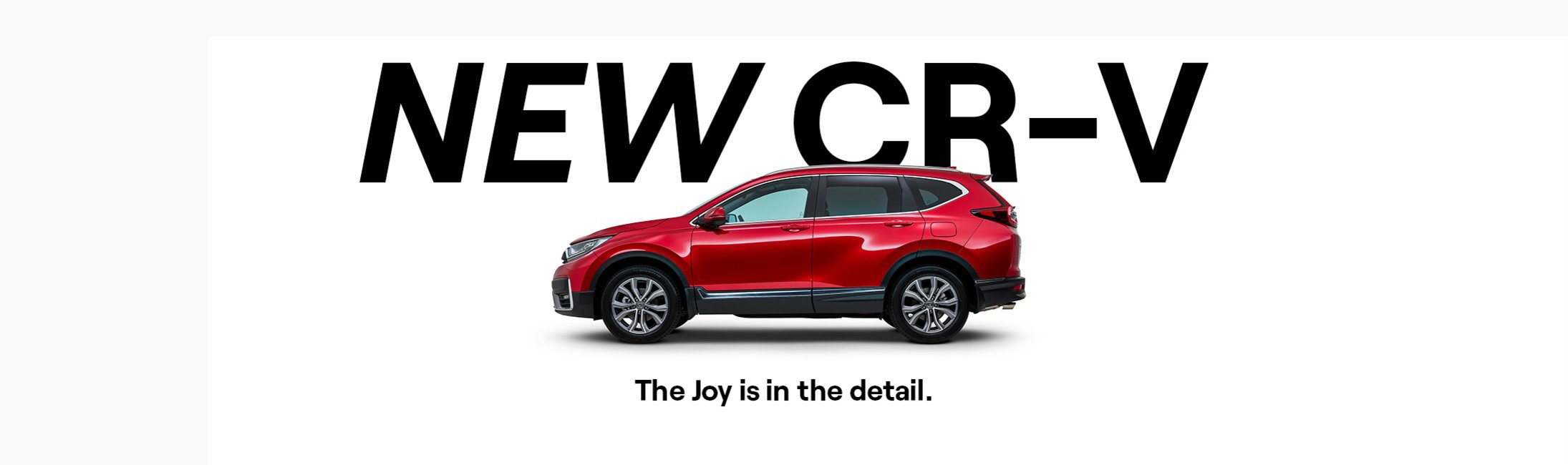 Honda New CR-V