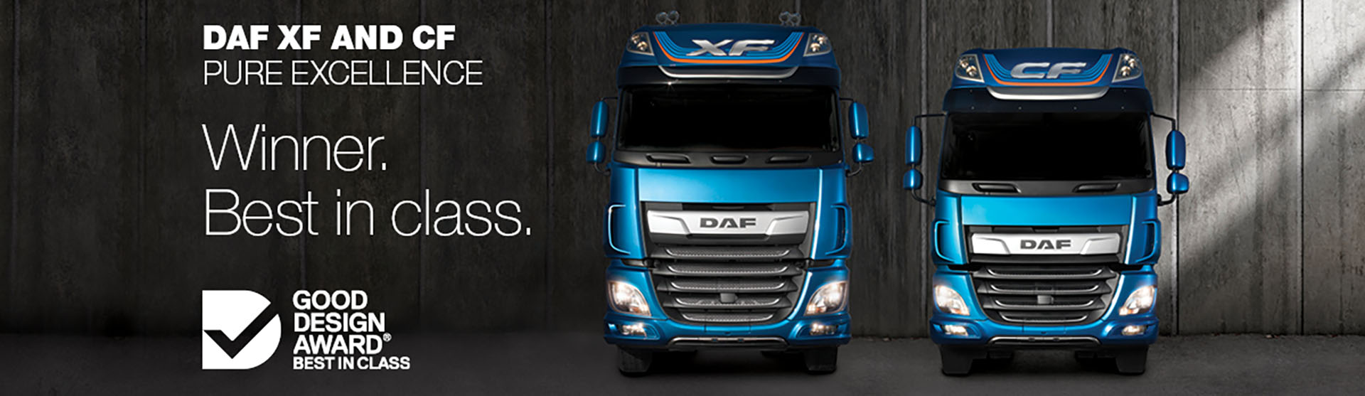 DAF Trucks Good Design Award
