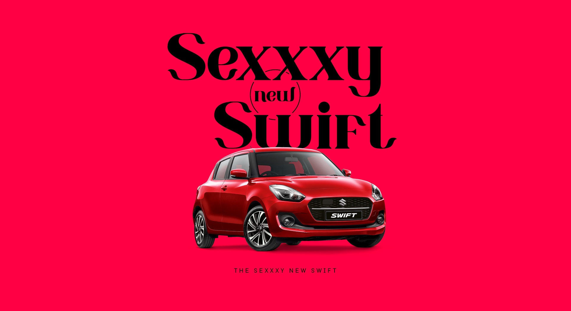 Suzuki Sexxxy New Swift
