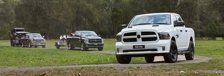 RAM 1500 Pickup Truck Range | V8 Hemi Power | Express & Laramie | Ram Trucks Australia