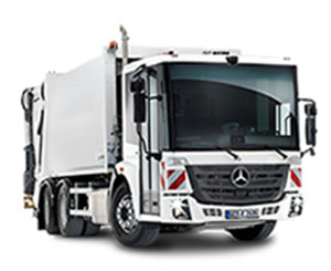 Mercedes-Benz Trucks Econic