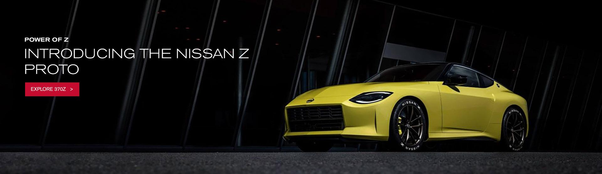 Nissan Z Proto