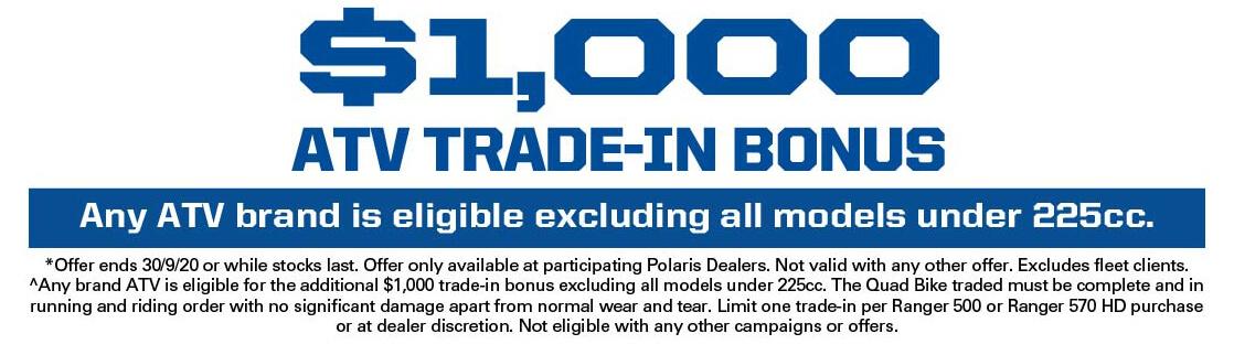 Polaris Trade In