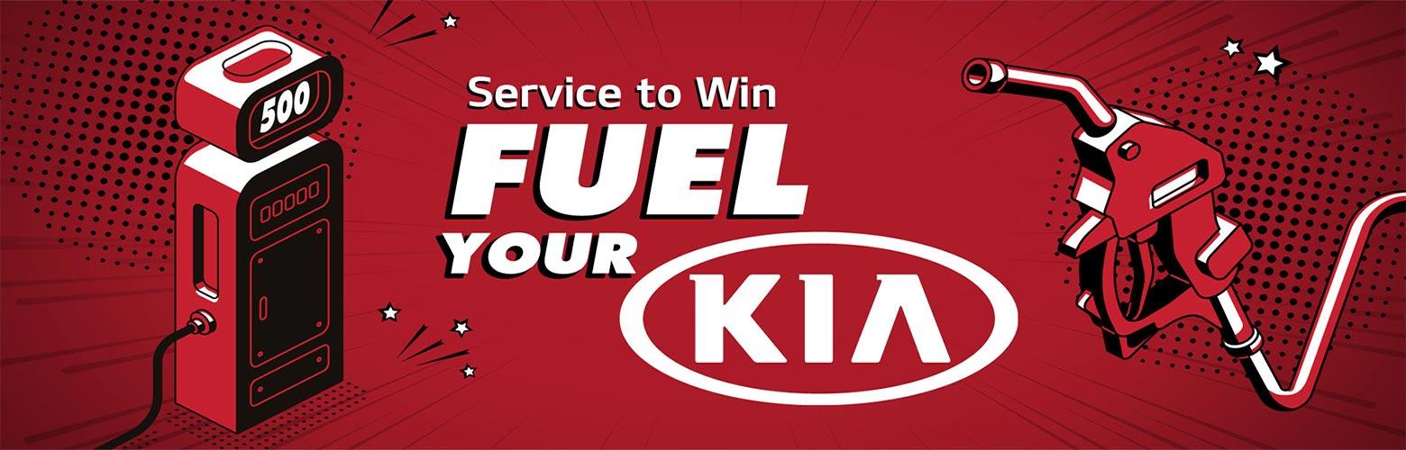 Kia - Fuel Your Kia Promo