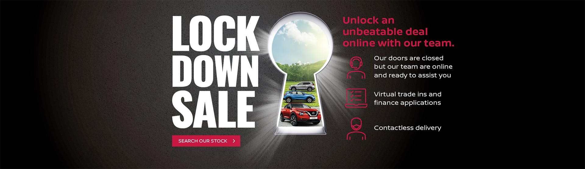 Ringwood Nissan Lockdown Sale