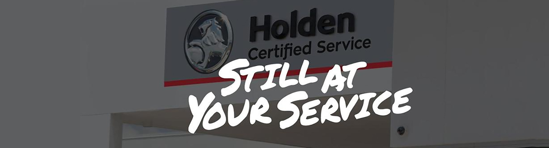 Nowra Ciy Holden - Still at Your Service