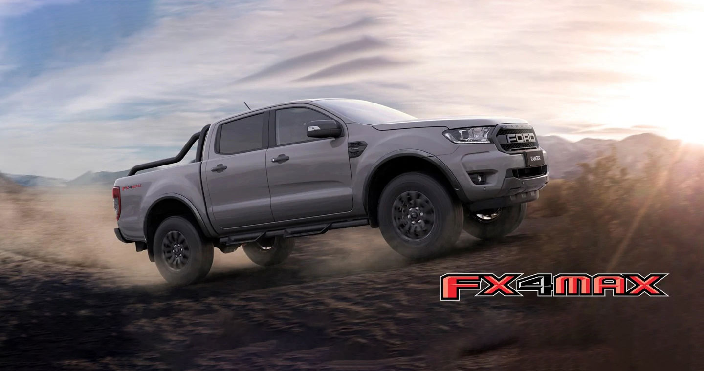 Ranger FX4 Max Coming Soon
