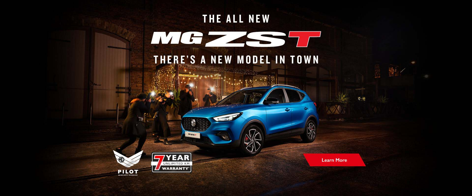 MG - New Model in Town