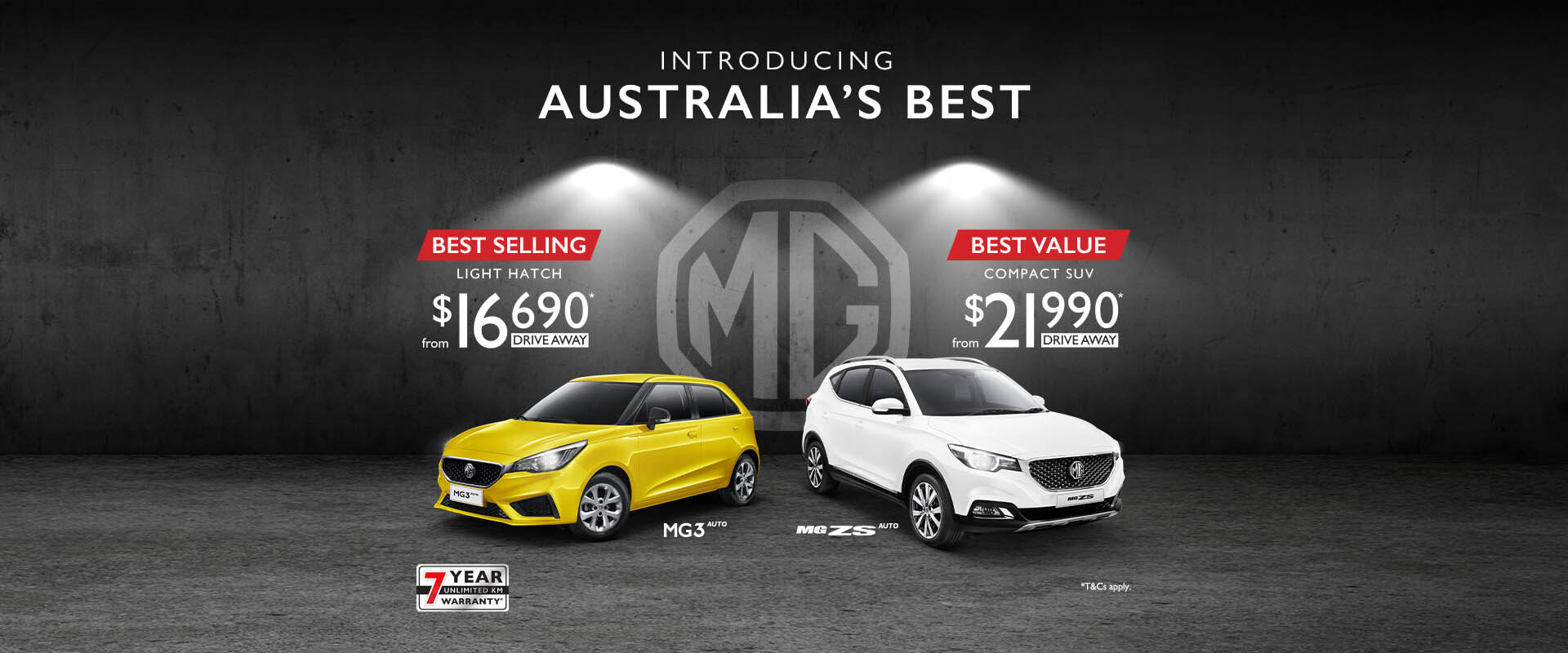 MG - Best Selling Light Hatch