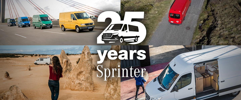 Mercedes Bens Vans - Sprinter