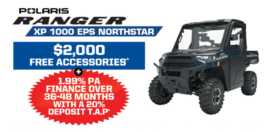 Polaris Ranger XP 1000 EPS Northstar