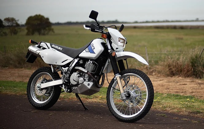 SUZUKI - Adventure Unlimited DR650SE