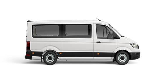 Volkswagen Crafter Minibus