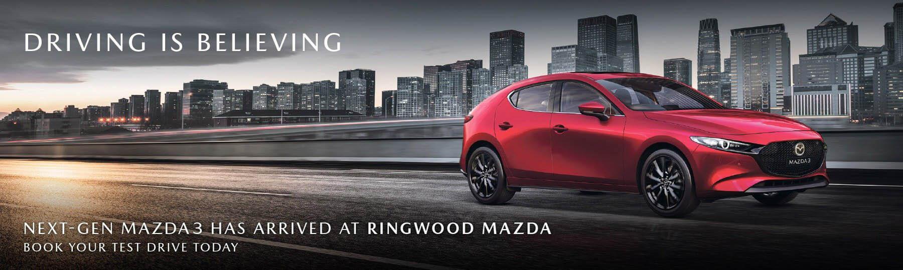 Ringwood Mazda Next-Gen Mazda3