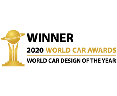 2020 World Car Design of the Year title image