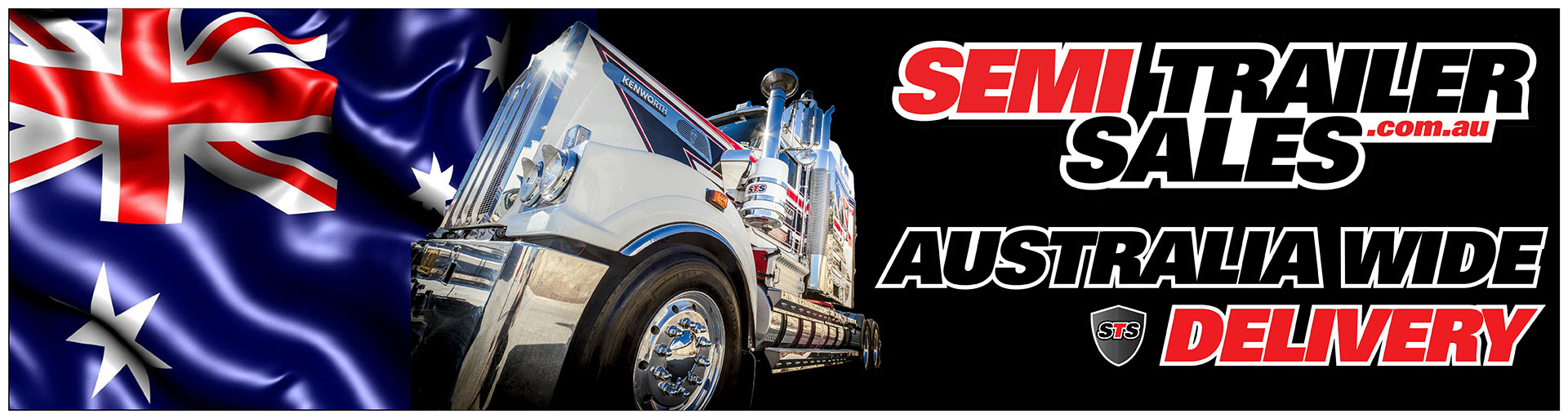 Semi Trailer Sales - Aus Wide