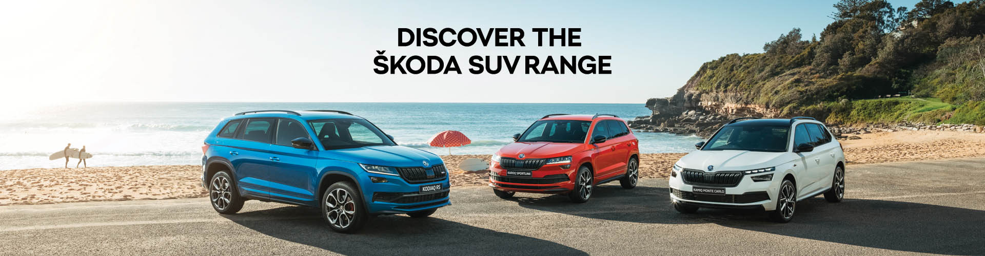 Skoda SUV Range